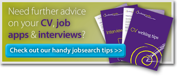 Advice with jobsearch