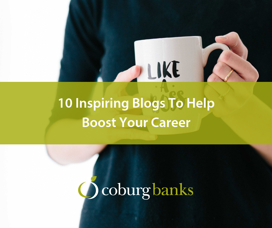 10 Inspiring Blogs To Help Boost Your Career