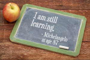 'I am still learning' - Michelangelo aged 87