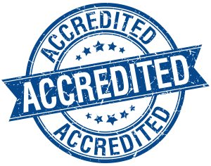 An accredited symbol