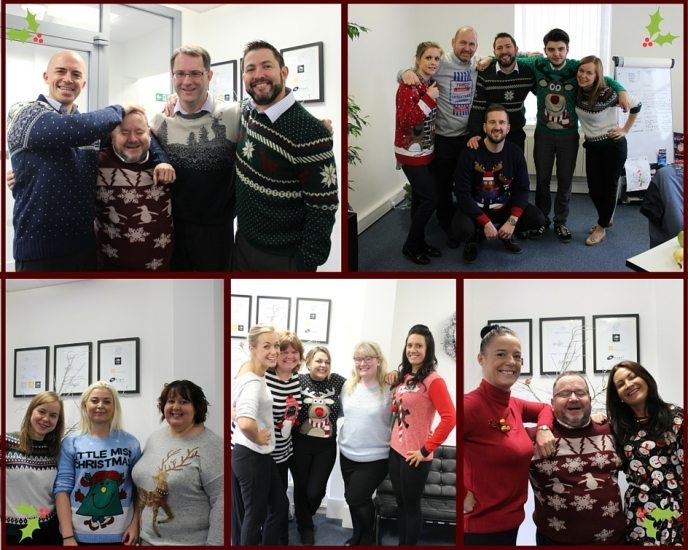 Christmas Jumper Competition Picture
