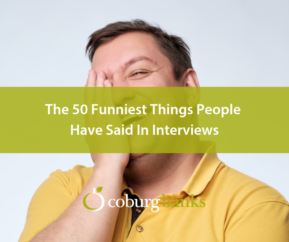 The 50 Funniest Things People Have Said In Interviews