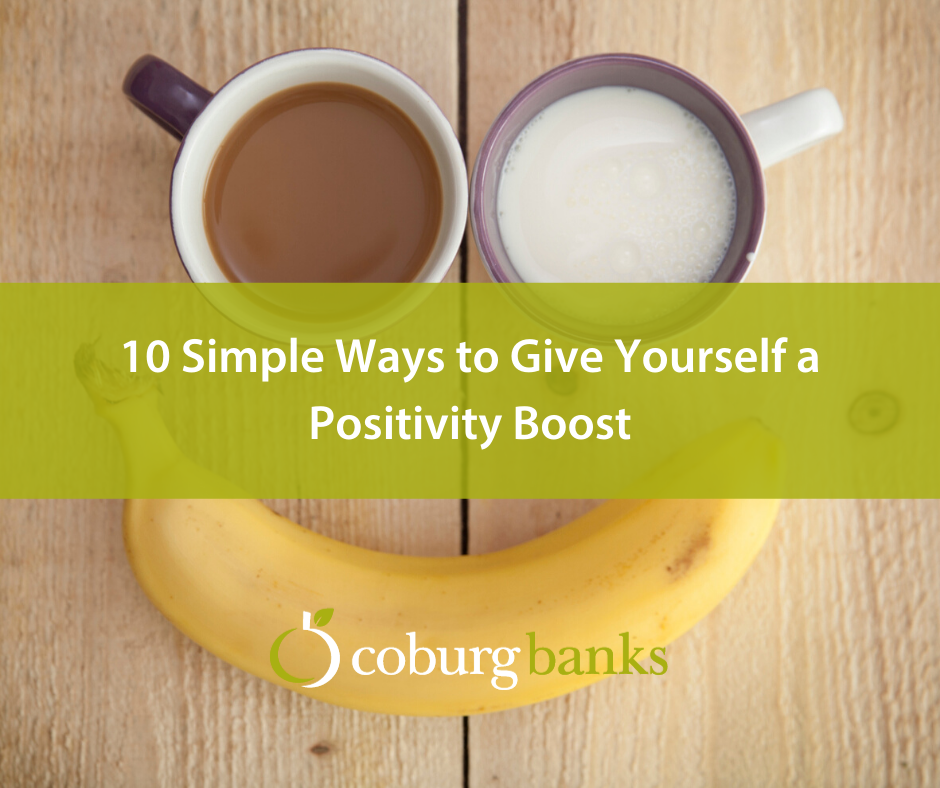 10 Simple Ways to Give Yourself a Positivity Boost