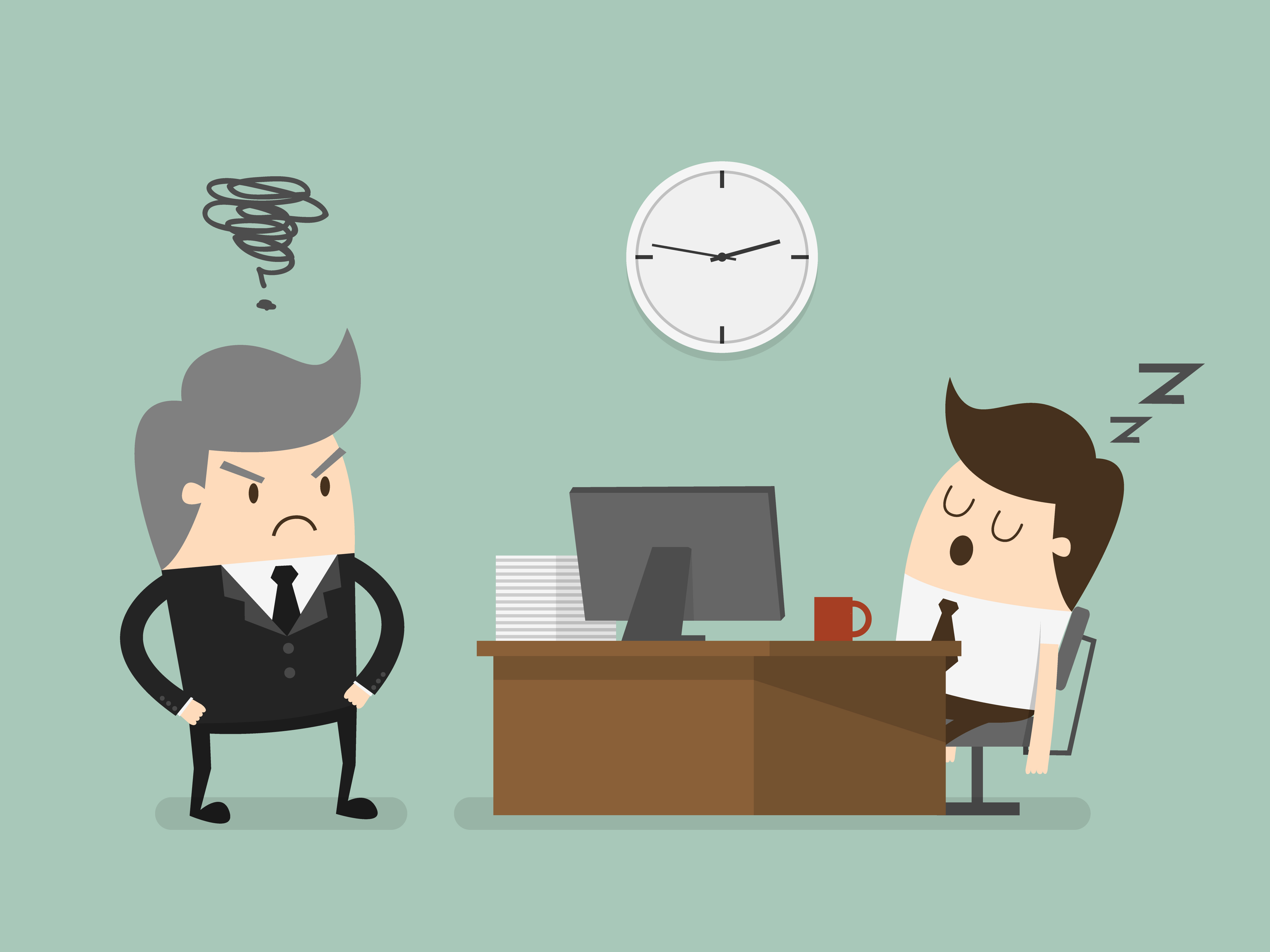 How to Manage a Lazy Employee How to Manage a Lazy Employee new images