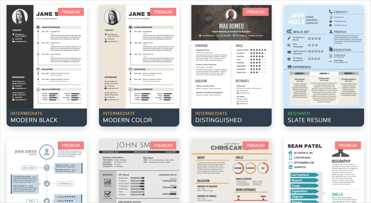 creative cv ideas that will wow recruiters creative cv infographic