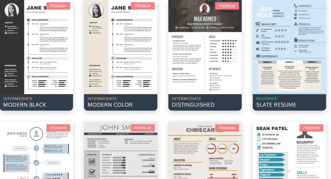 6 creative cv ideas that will wow recruiters