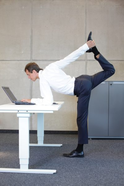 15 Easy (And Fun) Ways to Be Healthy At Work