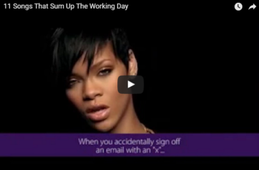 11 songs that sum up the working day