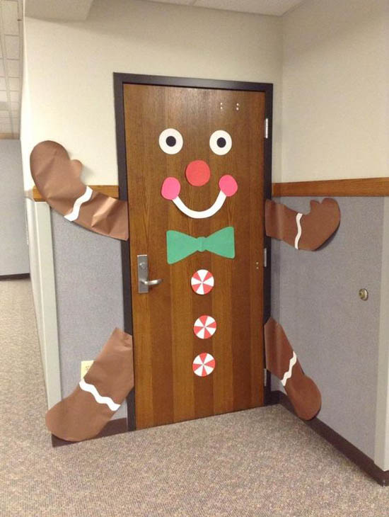 The Best Worst Office Christmas Decorations