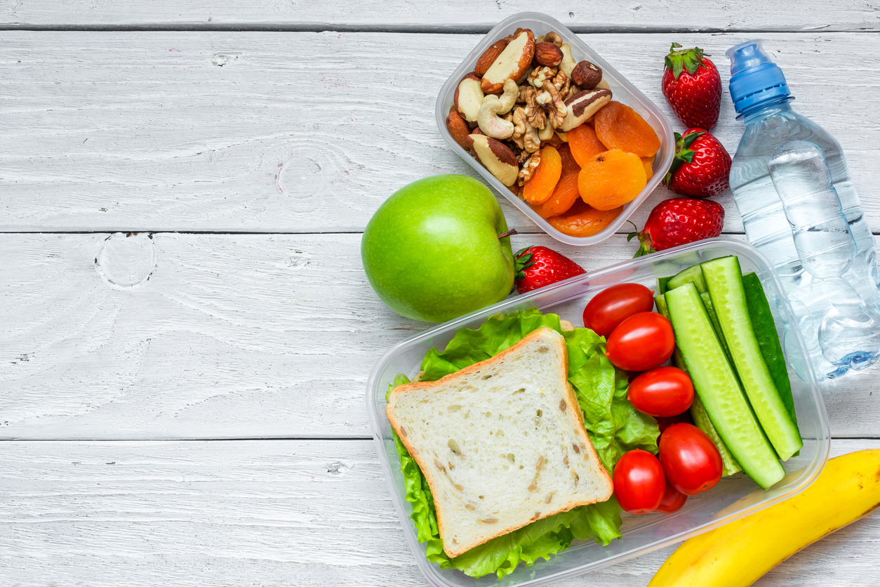 5 Healthy Snack Ideas to Keep You Productive At Work