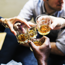 How Not To Get Drunk and Disgrace Yourself at Work Events