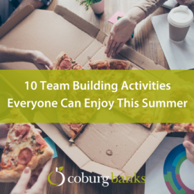 10 Team Building Activities Everyone Can Enjoy This Summer