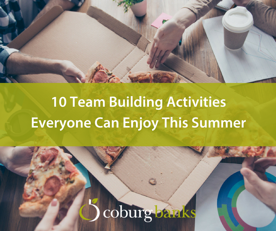 10 Team Building Activities Everyone Can Enjoy This Summer Coburg