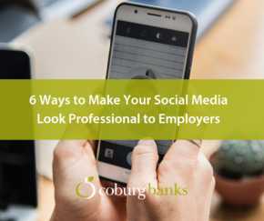 6 Ways to Make Your Social Media Look Professional to Employers
