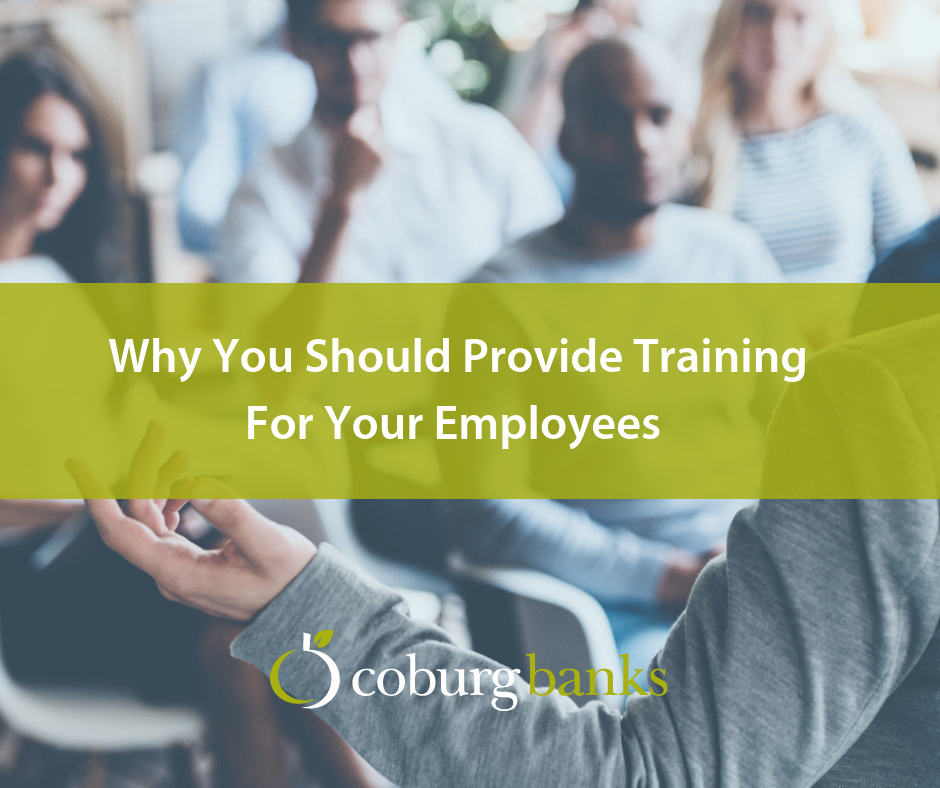 Why You Should Provide Training For Your Employees