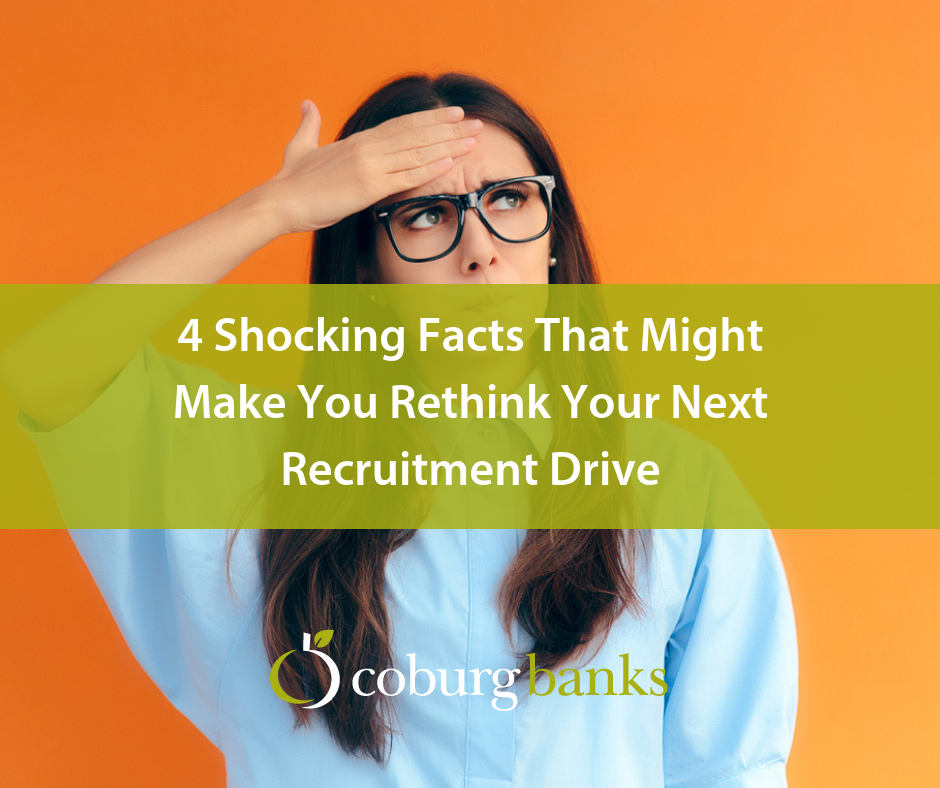 4 Shocking Facts That Might Make You Rethink Your Next Recruitment Drive