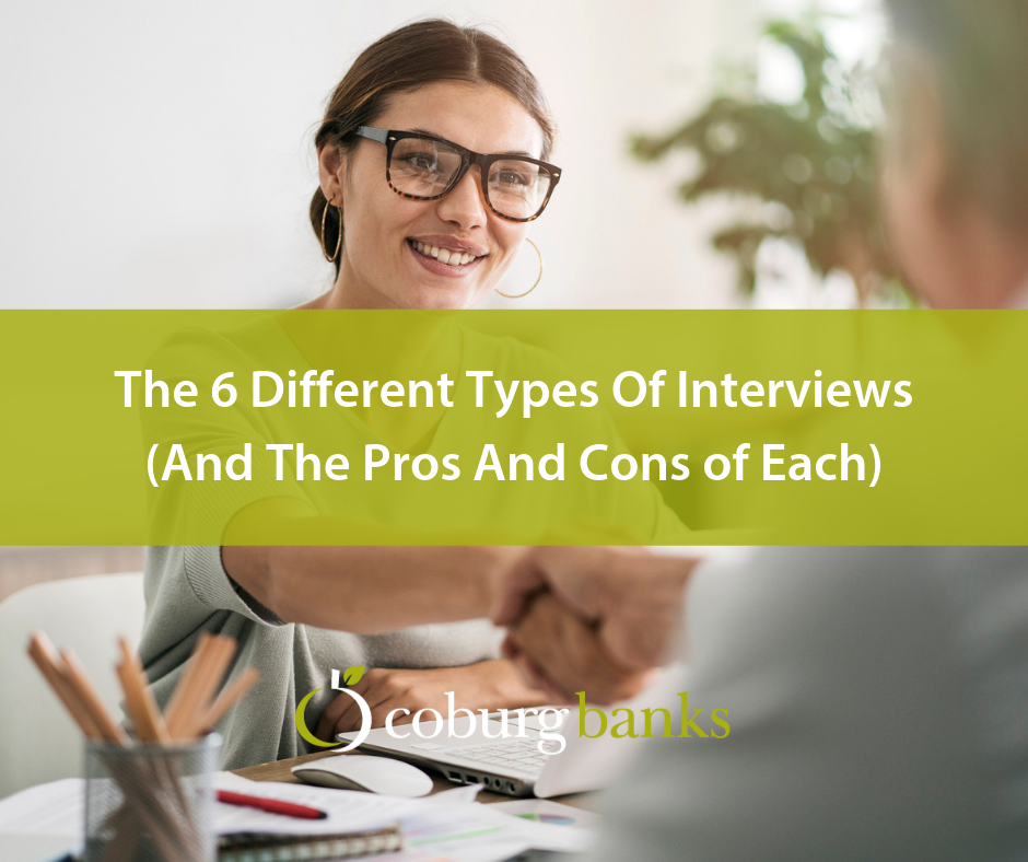 The 6 Different Types Of Interviews (And The Pros And Cons of Each)