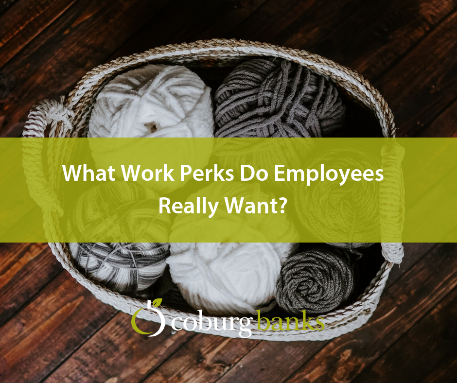 What Work Perks Do Employees Really Want?