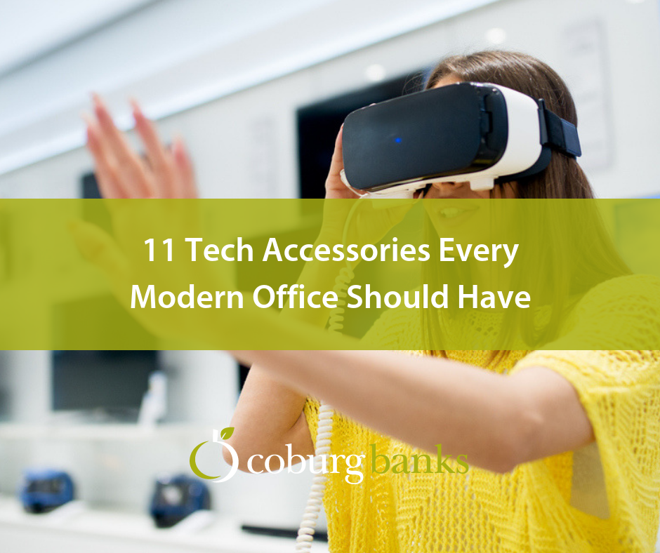 11 Tech Accessories Every Modern Office Should Have