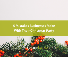 5 Mistakes Businesses Make With Their Christmas Party