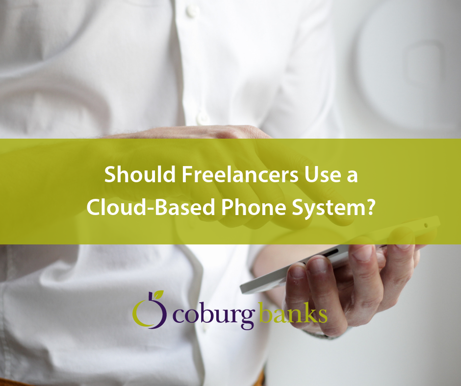 Should freelancers use a cloud-based phone system
