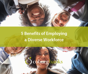 5 Benefits of Employing a Diverse Workforce