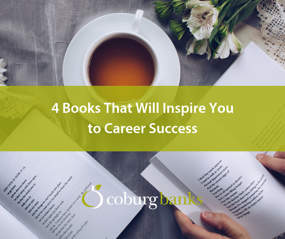 4 Books That Will Inspire You to Career Success