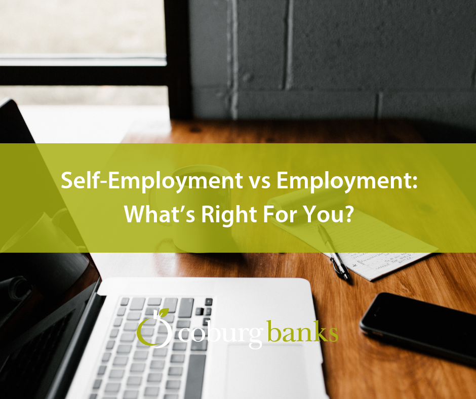 Self-Employment vs Employment: What's Right For You?
