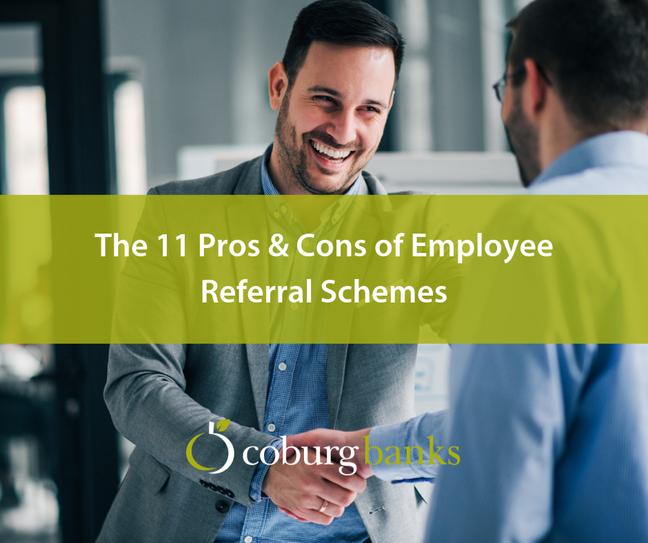 The 11 Pros & Cons of Employee Referral Schemes