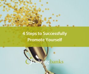 4 Steps to Successfully Promote Yourself