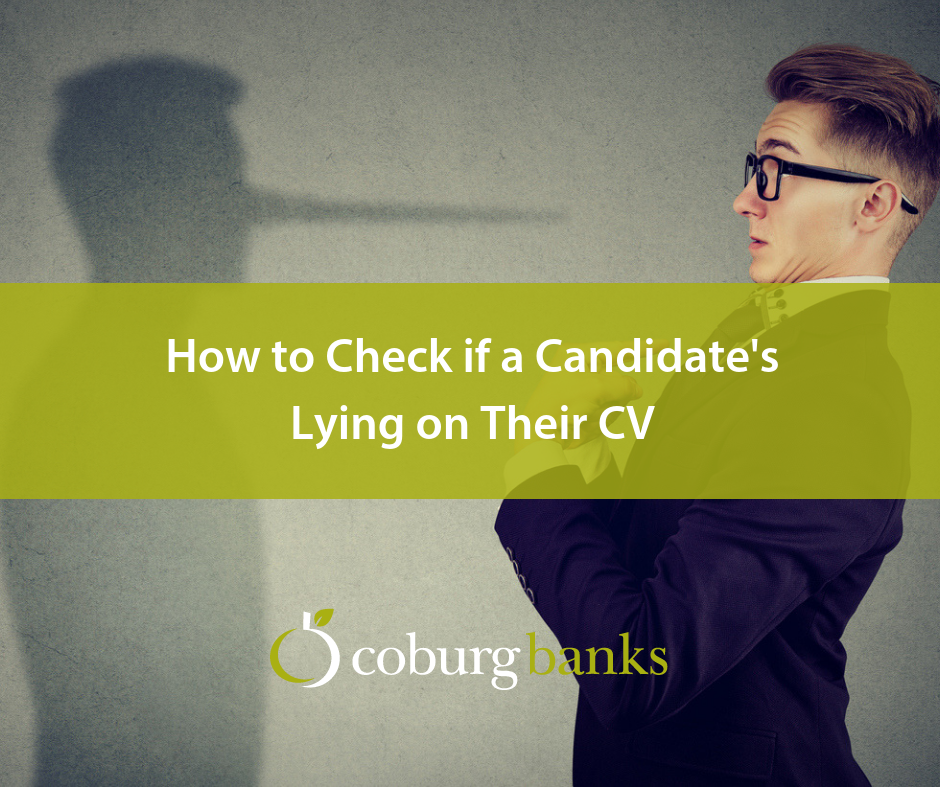 How to Check if a Candidate's Lying on Their CV