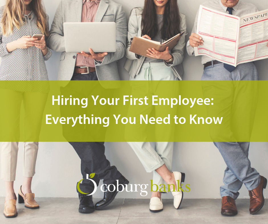 Hiring Your First Employee: Everything You Need to Know