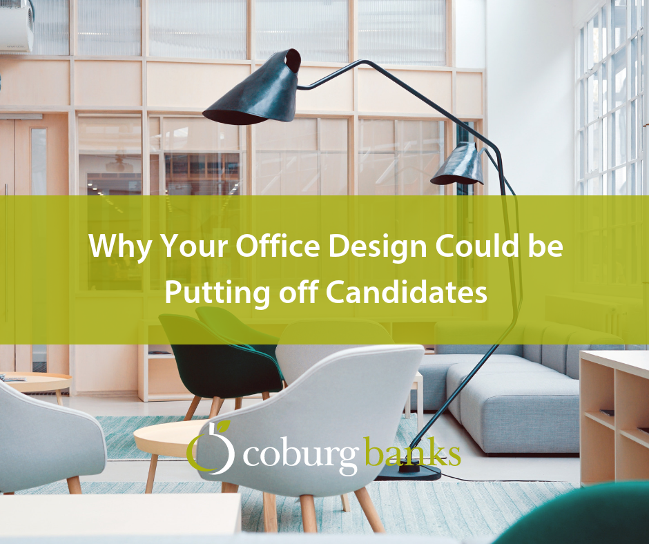 Why Your Office Design Could be Putting off Candidates