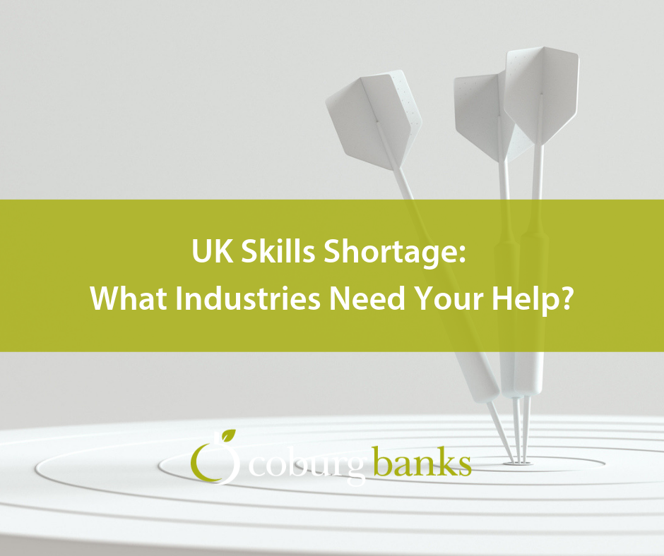 UK Skills Shortage: What Industries Need Your Help?