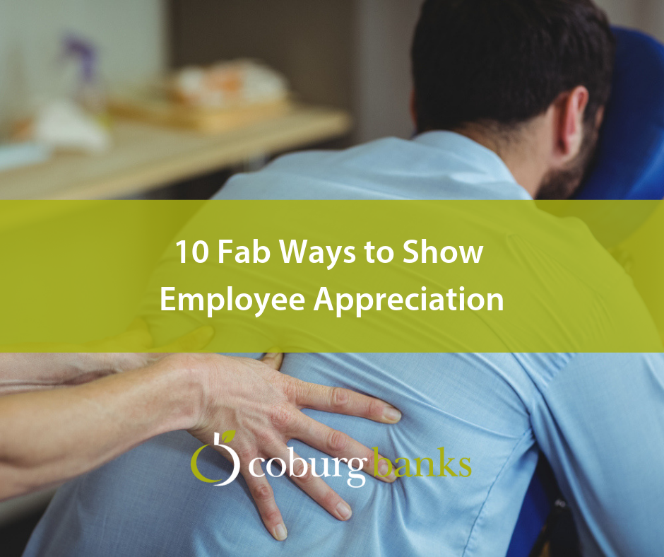 10 Fab Ways to Show Employee Appreciation