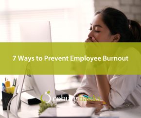7 Ways to Prevent Employee Burnout