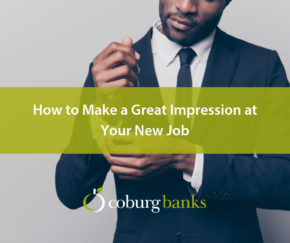 How to Make a Great Impression at Your New Job