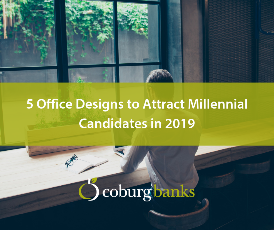Millennial office designs