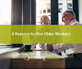 6 Reasons to Hire Older Workers