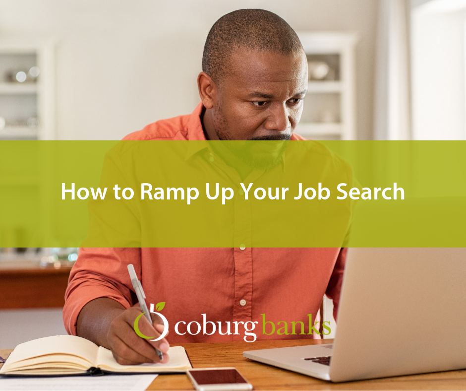 How to Ramp Up Your Job Search