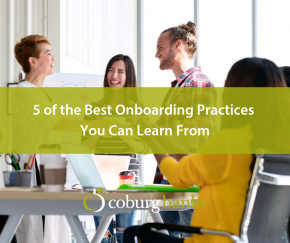 5 of the Best Onboarding Practices You Can Learn From