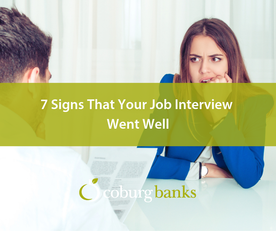 7 Signs That Your Job Interview Went Well