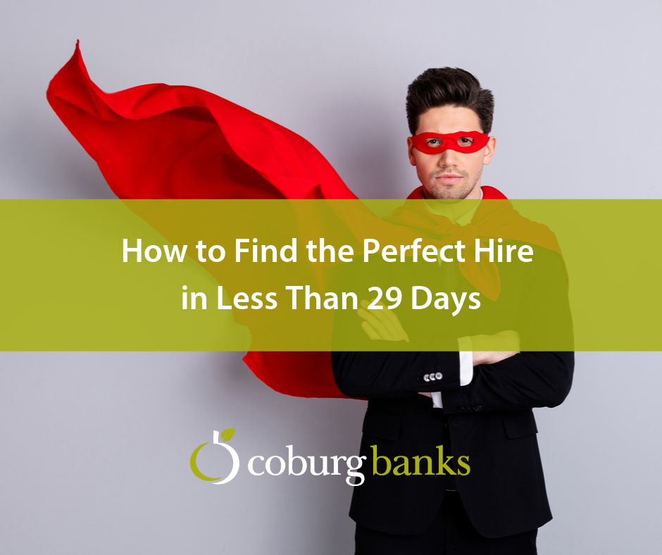 How to Find the Perfect Hire in Less Than 29 Days