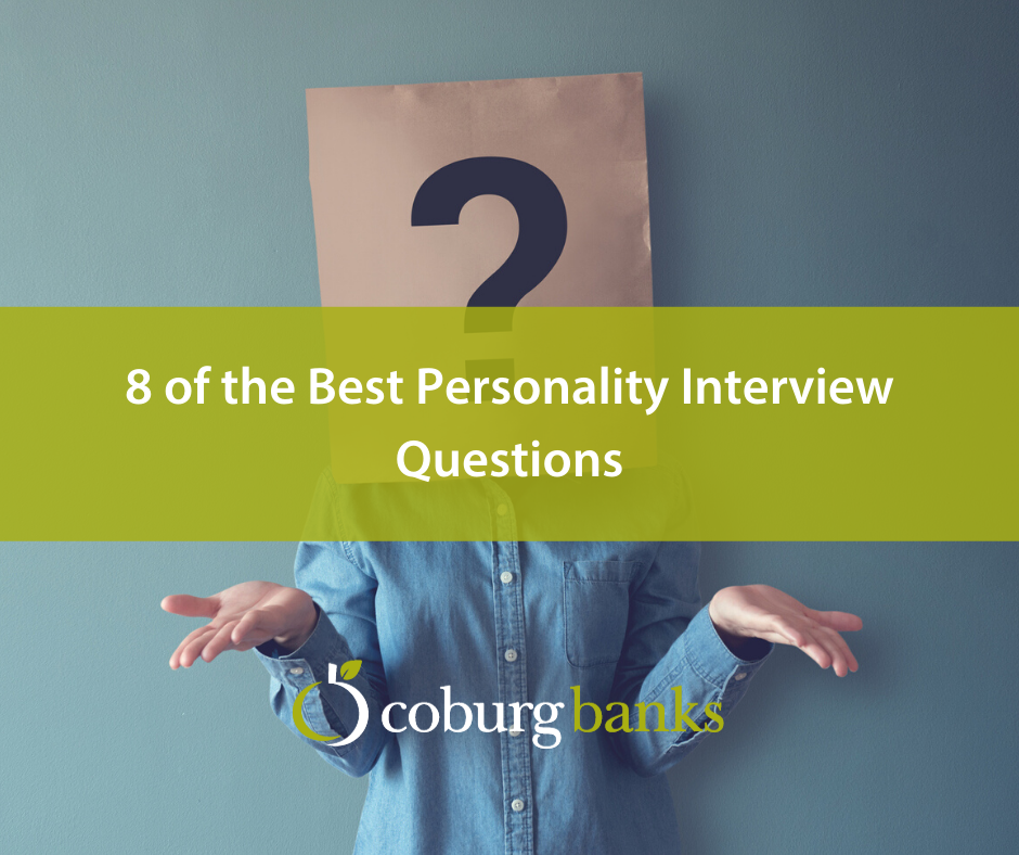 8 of the Best Personality Interview Questions
