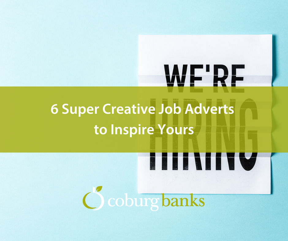 6 Super Creative Job Adverts to Inspire Yours