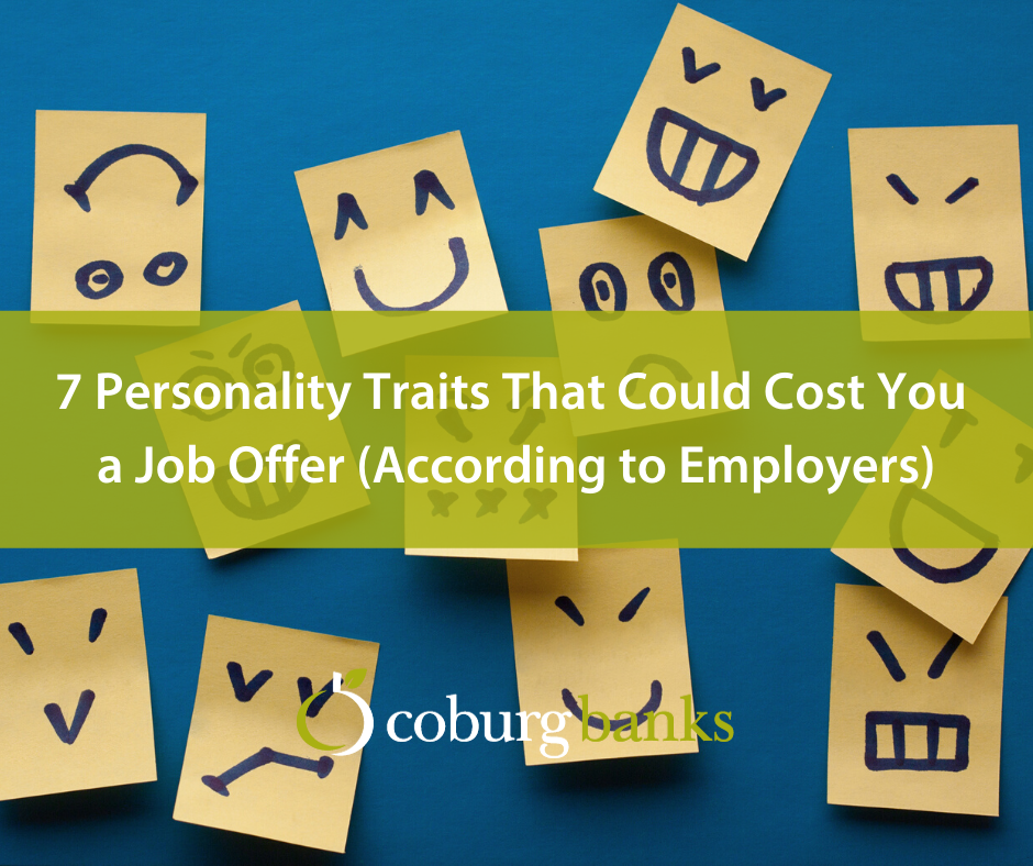 7 Personality Traits That Could Cost You a Job Offer (According to Employers)