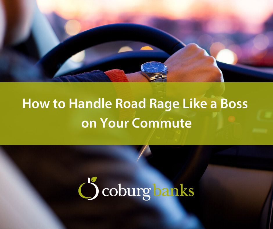 How to Handle Road Rage Like a Boss on Your Commute