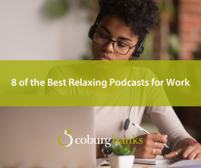 8 of the Best Relaxing Podcasts for Work