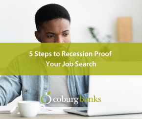 5 Steps to Recession Proof Your Job Search